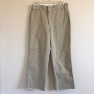 Dickies Pants from Urban Outfitters 32x32 Khaki
